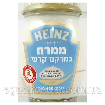 Майонез Хайнц без консервантів Heinz 490g (Код : 00-00006131)