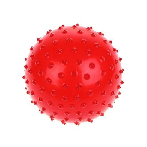 Мяч массажный MS 0023 8 дюймов (Красный)
