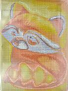 Алмазна мозаїка Милий єнотик 30х40 EF143, фото 3