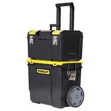 """Ящик для инструментов Stanley Mobile WorkCenter"""" 2 in 1 с колесами (1-70-327)"""