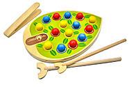 Дерево Розвиваюча іграшка-сортер Д410 Іграшки з дерева, фото 4