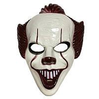 Маска клоуна Пеннивайз високої якості Персонаж з фільму ОНО \ ВОНО