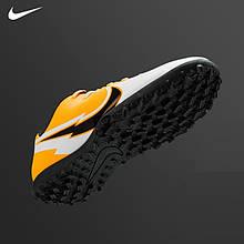 Детская футбольная обувь (сороконожки) Nike JR Mercurial Vapor 13 Academy TF