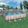 Каркасный прямоугольный бассейн BestWay 56209 (305х203х122 см. )