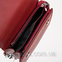 PODIUM Сумка Жіноча Класична позов-шкіра FASHION 01-04 1635 red, фото 3
