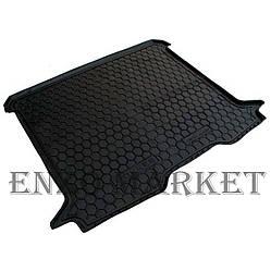 Автомобільний килимок в багажник Renault Dokker 2013- (Avto-Gumm)