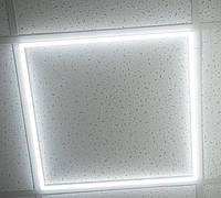 Світильник світлодіодна панель EVROLIGHT PANEL-ART-50 6400K 4000Лм (000041073), фото 1