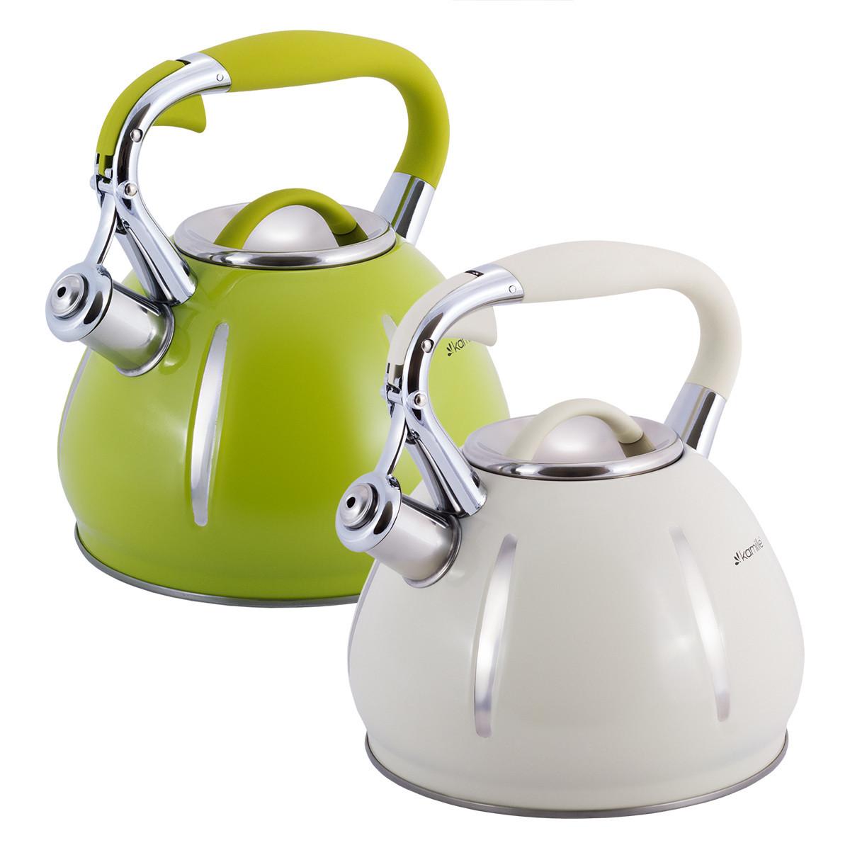 Чайник 3л mix 0691A ТМ KAMILLE
