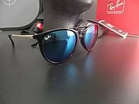 🔥ХИТ Ray-Ban Erika RB4171 Женские солнцезащитные очки Крутые и Модные от Брендовые на Круглое лицо 2021