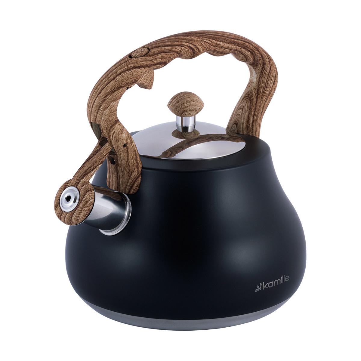 Чайник Kamille из нержавеющей стали 2,7 л (1092)