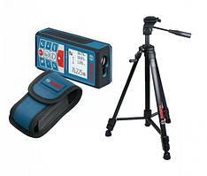 Лазерный дальномер Bosch GLM 80 plus Bosch BT 150 Professional (06159940A1)