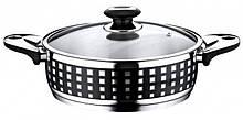 Сковорода-сотейник с крышкой Krauff Meister 20 см (26-158-039)
