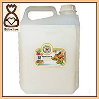 Кокосовое масло не рафинированное, первого холодного отжима, 5 л