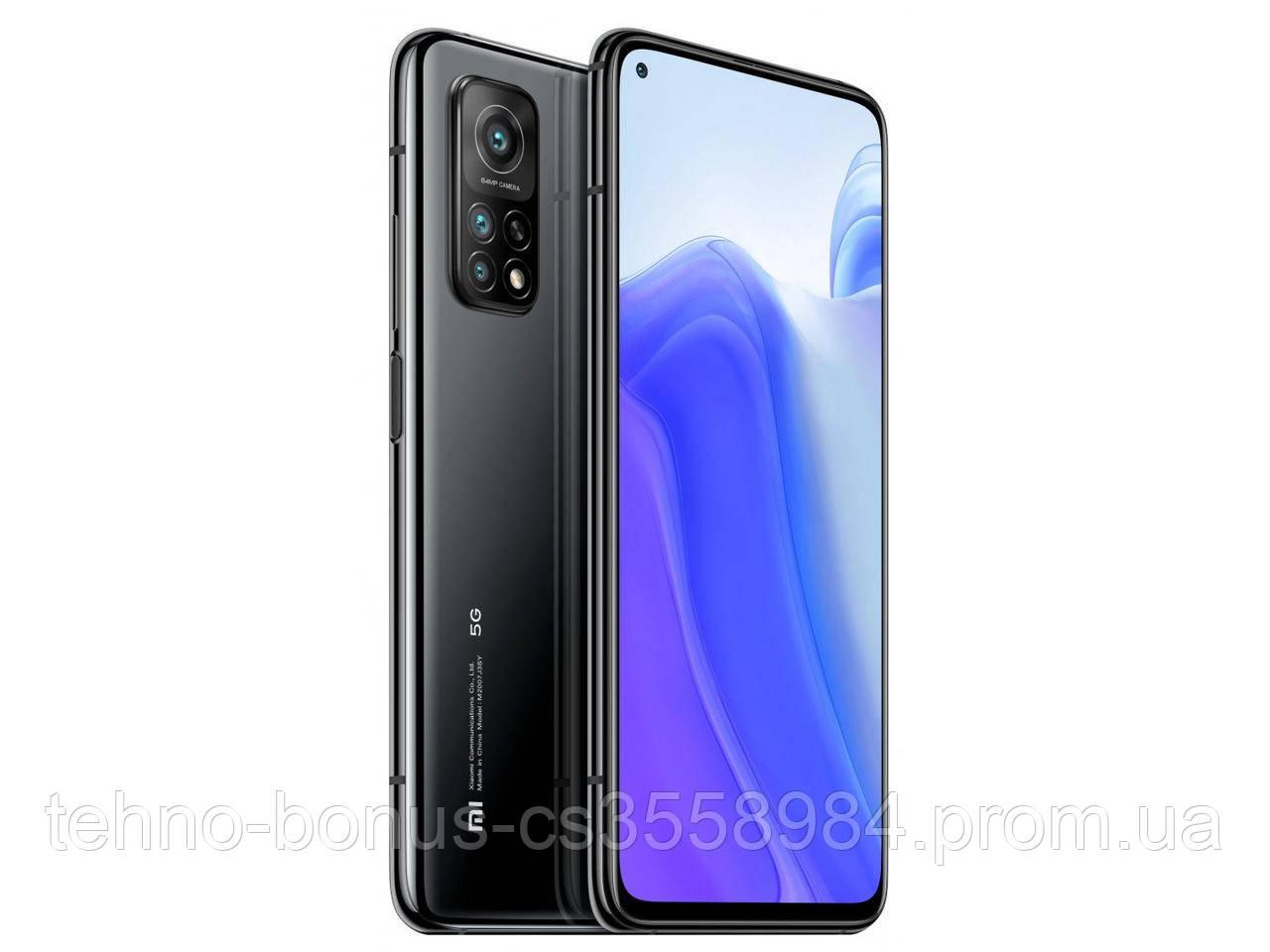 Смартфон Xiaomi Mi 10T 6/128GB Cosmic Black