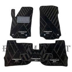 Текстильные коврики в салон Renault Duster 4WD 2010-2014 (AVTO-Tex)
