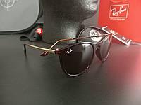 🔥ХИТ Ray-Ban Erika RB4171 Женские и Мужские Солнцезащитные очки Модные и Стильные 2021 Для круглого лица