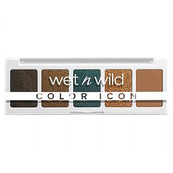 Палетка теней Wet n Wild Color Icon Makeup 5 Pan Palette My Lucky Charm 6 г
