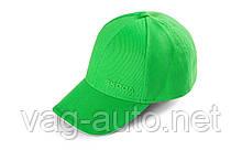 Бейсболка SKODA зелена
