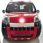 Передня губа Emotion (під фарбування) для Peugeot Bipper (2008↗)