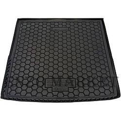 Автомобільний килимок в багажник Renault Duster 10-/15- (4WD) (Avto-Gumm)