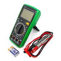 Мультиметр цифровой BAKU BA 890D с цифровой индикацией, с подсветкой (ток до 10A)