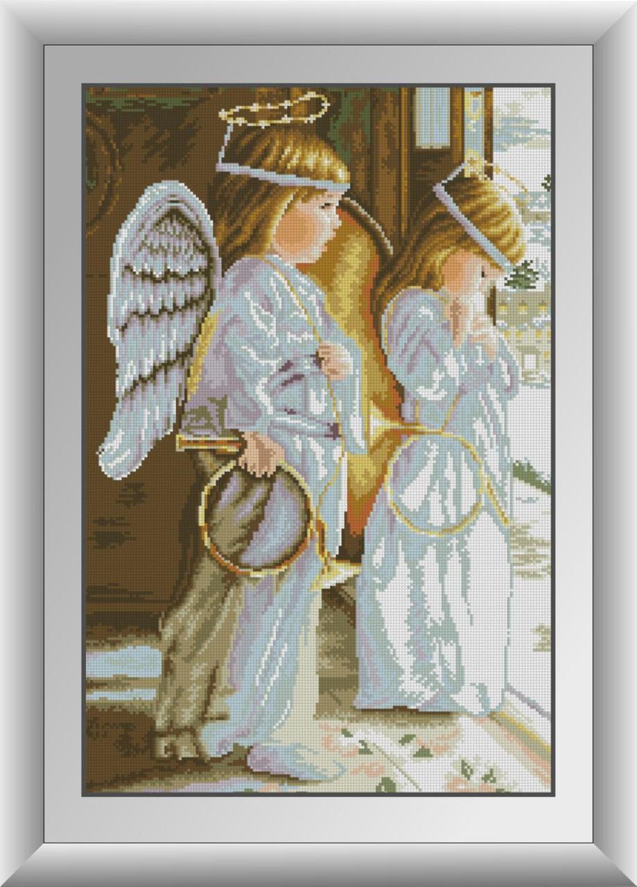 30382 Набор алмазной мозаики Ангелы