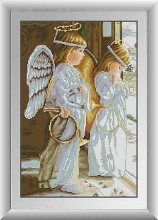 30382 Набор алмазной мозаики Ангелы, фото 2
