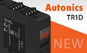 Autonics TR1D новая серия компактных температурных контроллеров с ПиД регулированием