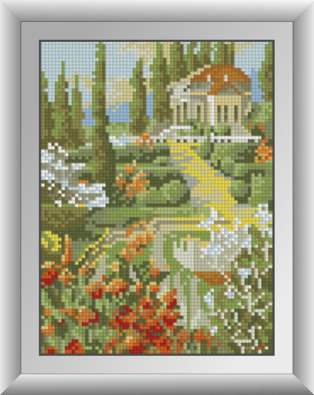 30549 Набір алмазної мозаїки Літня казка