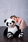 Мягкая игрушка Yarokuz мишка Панда 135 см, фото 3