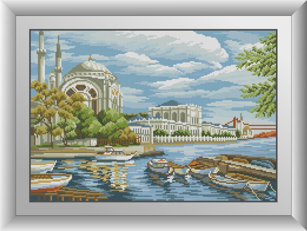 30613 Набор алмазной мозаики Ханский дворец. Стамбул