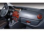 Накладки на панель Дерево для Peugeot Bipper (2008↗)