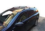 Рейлинги алюминиевые (Caravan, хром) для Opel Astra H 2004-2013 гг.