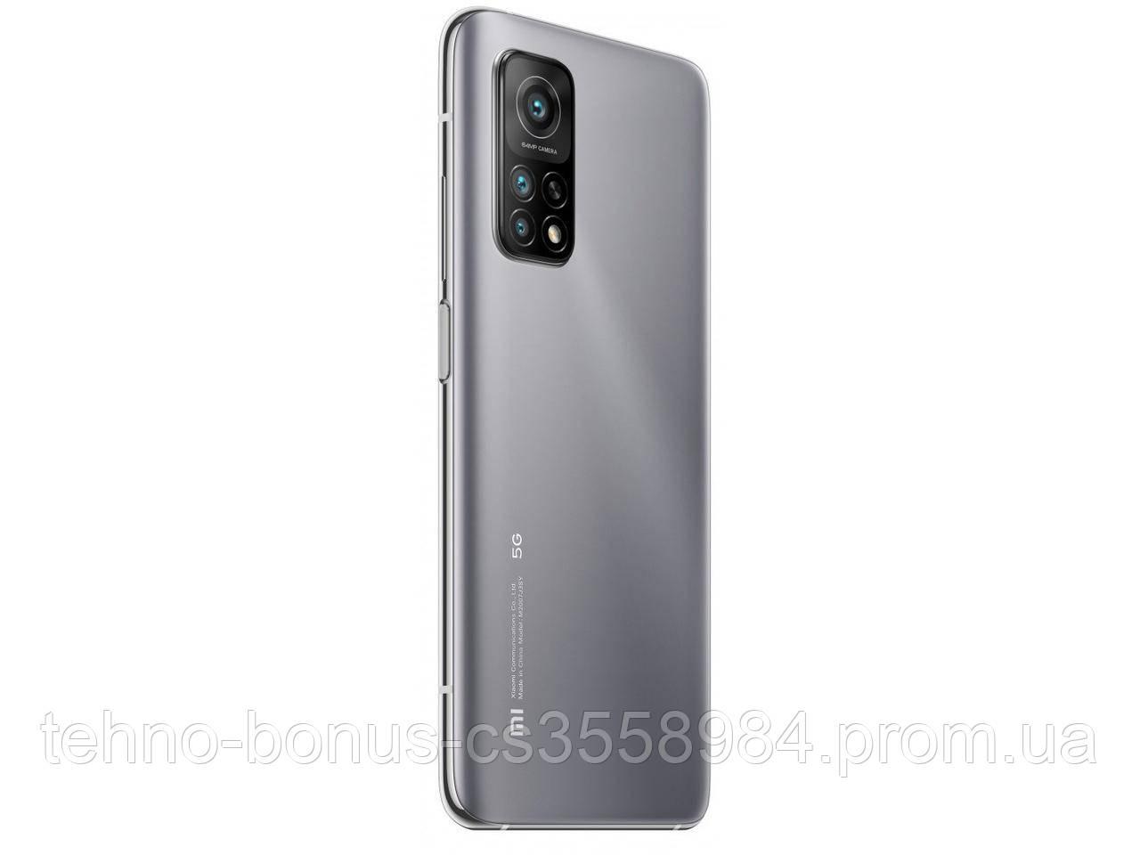 Смартфон Xiaomi Mi 10T 8/128GB Lunar Silver
