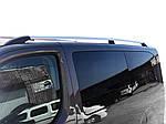 Рейлінги Хром XL база, пластикова ніжка для Peugeot Traveller 2017↗ рр.