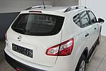 Рейлинги Хром Для -20212 версии, Пластиковые ножки для Nissan Qashqai 2010-2014 гг.