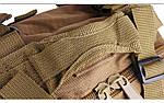Тактичний, похідний рюкзак Military. 25 L. Камуфляжний, піксель, мілітарі. / T413, фото 9