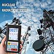 Дозиметр радіації - радіометр професійний Kailishen GB188 Чорний (100701), фото 2