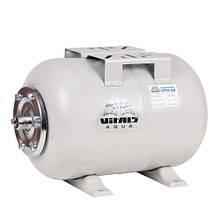 Гідроакумулятор 24л горизонтальний UTH 24 Vitals aqua