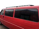 Рейлінги Чорні Довга база, Пластикові ніжки для Volkswagen Transporter T4