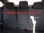 Авточохли (тканинні, Classik) для Skoda Fabia 2000-2007 рр.