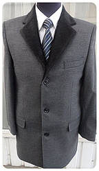 """Пальто чоловіче """"West-Fashion"""" модель UM-02G"""