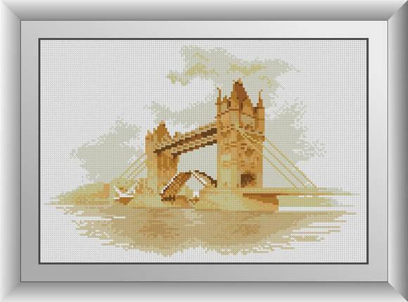 30889 Мост Набор алмазной живописи, фото 2