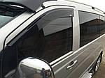 Ветровики (2 шт, Peflex) для Mercedes Vito W639 2004-2015 гг.