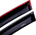 Вітровики (4 шт, HIC) для Skoda Superb (2001-2009)