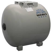 Гідроакумулятор 80л горизонтальний Vitals aqua UTH 80