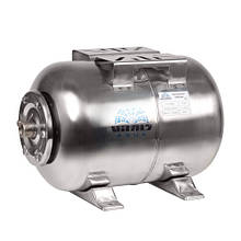 Гідроакумулятор 24 л горизонт. нерж. Vitals aqua UTHS 24