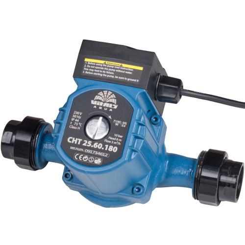 Насос циркуляционный с терморегулятором Vitals Aqua CHT 25.60.180