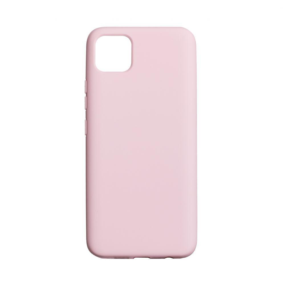 Чохол для  Realme C11 Рожевий / Бампер реалми c11