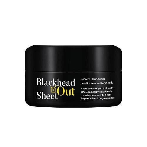 TIA'M Blackhead Out Sheet Салфетки для удаления чёрных точек, 35 шт